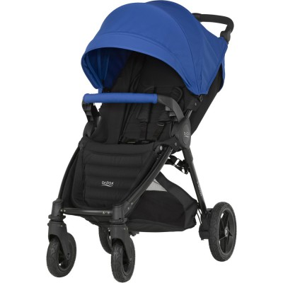 Britax B-MOTION 4 Plus inkl. sufflett, Ocean Blue