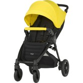 Britax B-MOTION 4 Plus inkl. sufflett, Sunshine Yellow