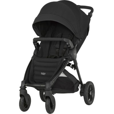 Britax B-MOTION 4 Plus inkl. sufflett, Cosmos Black