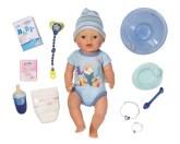 Baby Born Interactive, Pojke