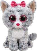 TY Kiki Grå Katt