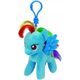 TY My Little Pony Rainbow Dash, Clip