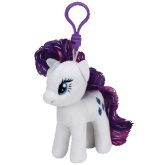 TY My Little Pony Rarity, Clip