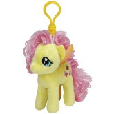 TY My Little Pony Fluttershy, Clip