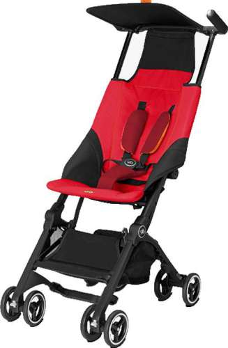 GB Pockit Resevagn, Dragonfire Red
