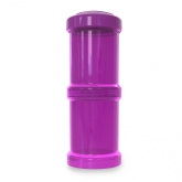 Twistshake Behållare 2x100ml, Lila