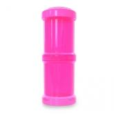 Twistshake Behållare 2x100ml, Rosa