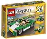 Lego Creator Grön cruiser