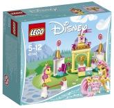 Lego Disney Peppis kungliga stall