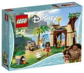 Lego Disney Vaianas äventyr på ön