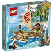 Lego Disney Vaianas resa på havet