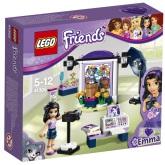 Lego Friends Emmas fotostudio