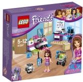 Lego Friends Olivias kreativa labb