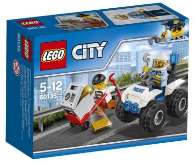 Lego City Fyrhjulingsjakt