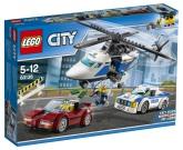 Lego City Höghastighetsjakt
