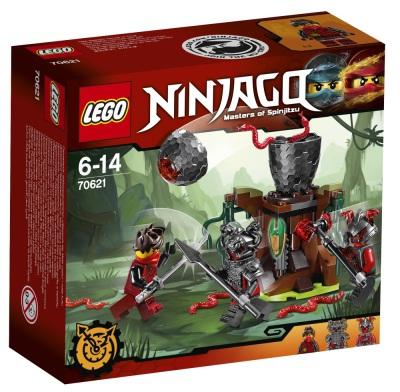 Lego Ninjago Vermillionanfall