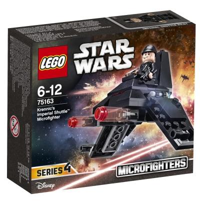 Lego Star Wars Krennic's Imperial Shuttle Microfighter