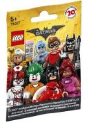 Lego Batman the Movie: LEGO Minifigur (1 påse)