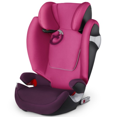 Cybex Solution M-Fix, Mystic Pink