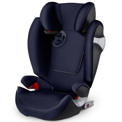 Cybex Solution M-Fix, Midnight Blue