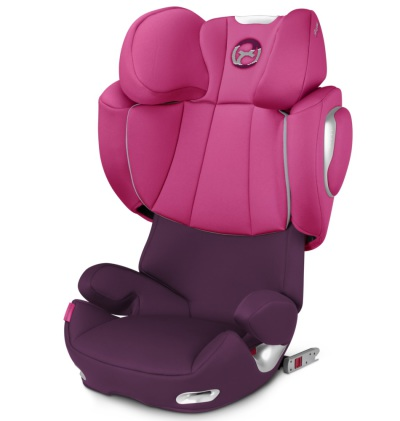 Cybex Solution Q3-Fix, Mystic Pink
