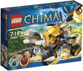 Lego Chima Lennox Lejonattack