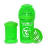 Twistshake Nappflaska Anti-Kolik-180ml, Grön