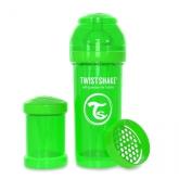 Twistshake Nappflaska Anti-Kolik-260ml, Grön