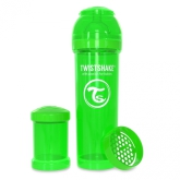 Twistshake Nappflaska Anti-Kolik-330ml, Grön
