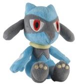 Tomy Pokemon Riolu, Plysch 20 cm