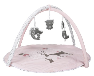 Vinter & Bloom Forest Friends Babygym, Blossom
