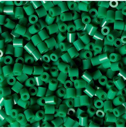 Hama Midi Pärlor 1000st, Green