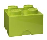 Lego Förvaring 4, Lime