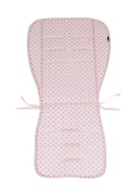 Vinter & Bloom Sittdyna Mini Dots, Cotton Candy