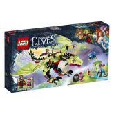 Lego Elves Trollkungens onda drake