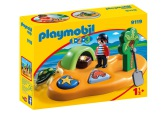 Playmobil 1.2.3 Piratö
