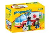 Playmobil 1.2.3 Räddningsambulans