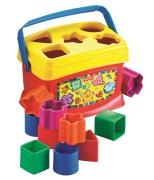Fisher Price Baby's First Blocks
