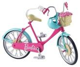Barbie cykel med tillbehör