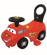 Cars 2-i-1 Motordriven Gåbil
