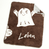 Acrylfilt Laban, Brun