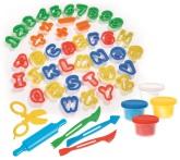 Art & Fun Lerset ABC och siffror