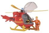 Brandman Sam Helikoptern inkl. figur