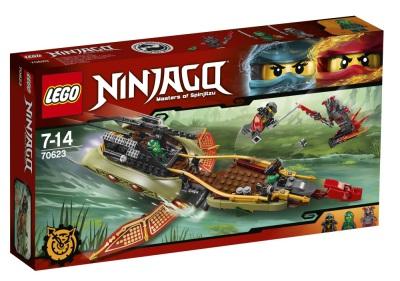 Lego Ninjago Ödets skugga