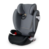 Cybex Solution M-Fix, Graphite Black
