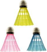 Stiga Badmintonbollar 3-pack, Färgmix