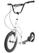 "Stiga Air Scooter 16"", Vit"