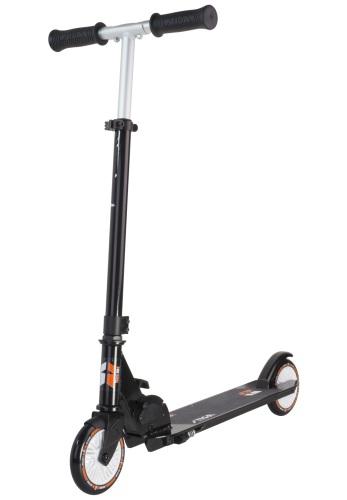 Stiga Kick Scooter Track 120-S, Black/Orange