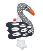 Franck & Fischer Speldosa Else, Dark Swan