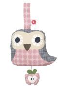 Franck & Fischer Speldosa Else, Pink Owl